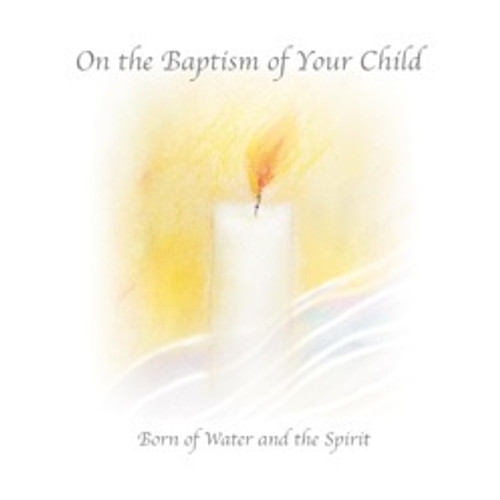 Card: Baptised Into the New Life of Christ