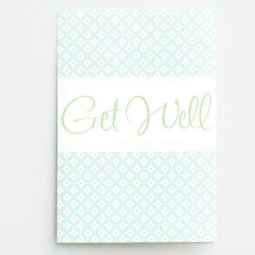 Card: Get Well