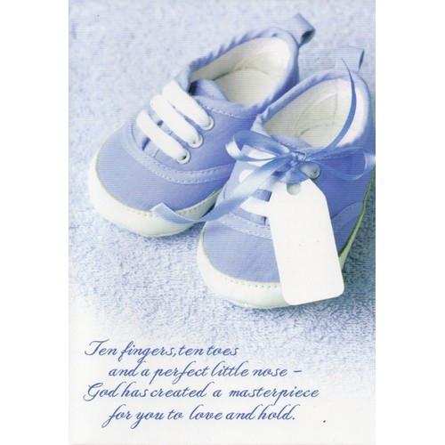 Card: Baby Bundle of Joy - Welcome Little One