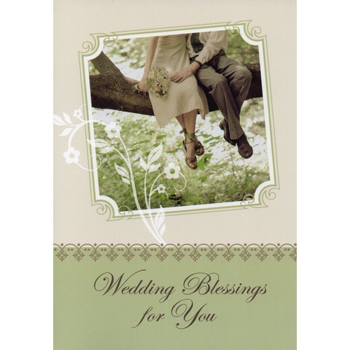Card: Wedding Blessings for You