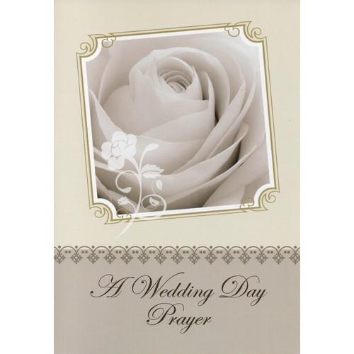 Card: A Wedding Day Prayer