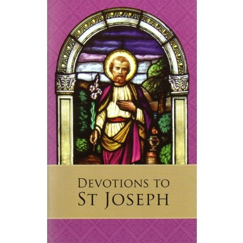 Booklet: Devotions to St Joseph