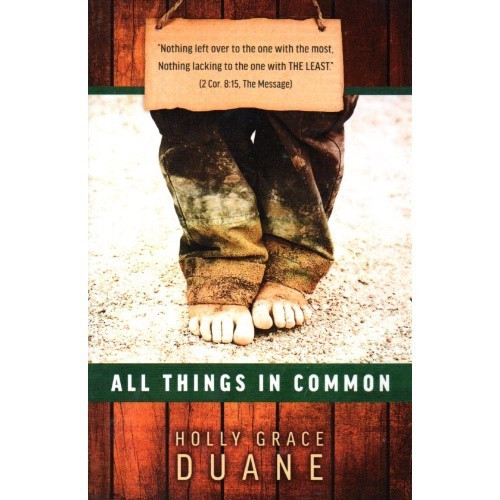 Book: All Things in Common - Holly Duane