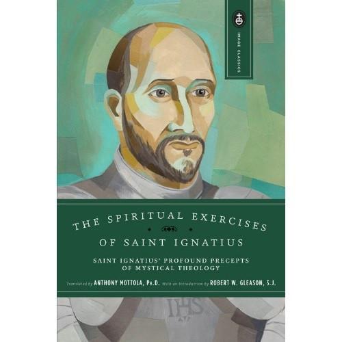 Book: The Spiritual Exercises of Saint Ignatius