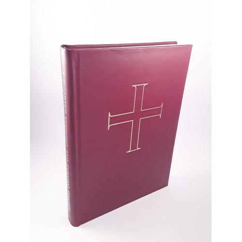 A Shorter Morning and Evening Prayer Hardcover Large