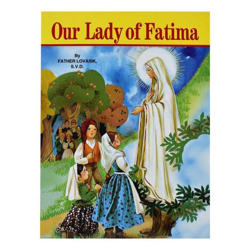 Book: Our Lady of Fatima