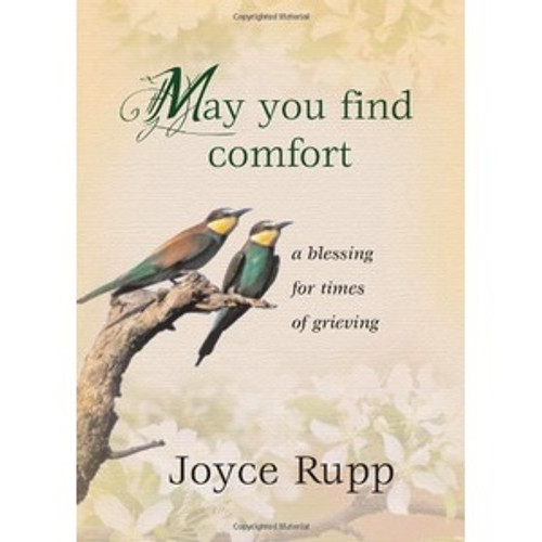 Book: May You Find Comfort