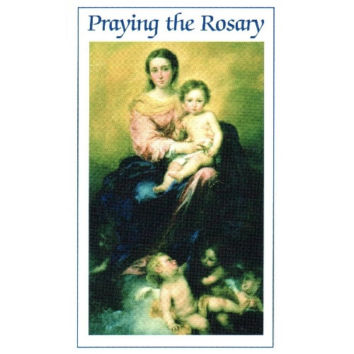 Booklet: Praying the Rosary
