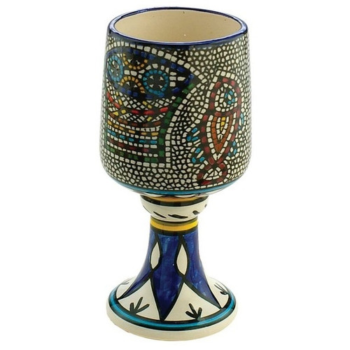 Chalice: Loaves and Fishes