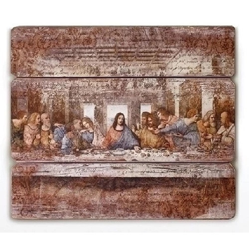 Plaque: Last Supper - Joseph Studio 66cm