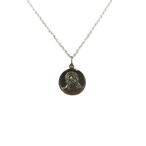 Sterling Silver - Christ Crown of Thorns