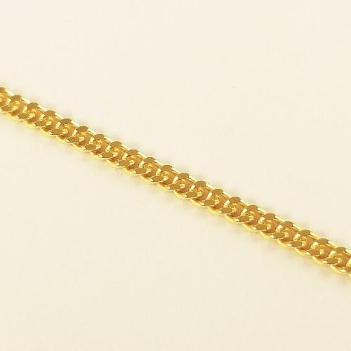9ct Chain Gold DC Curb 55cm