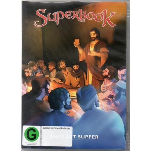 DVD: Superbook - The Last Supper