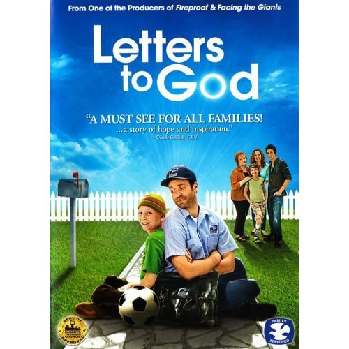 DVD: Letters to God