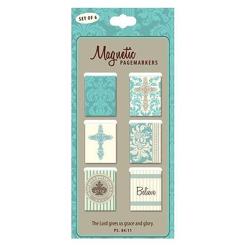 Pagemarker Set Magnetic: The Lord Gives