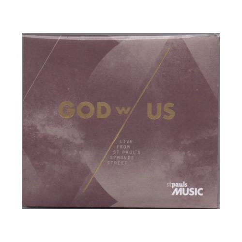 CD: God w/ Us - St Paul's Church LIVE