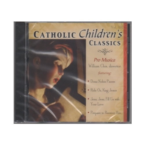 CD: Catholic Children's Classics Vol 13