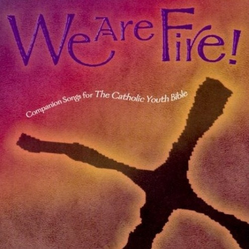 CD: We Are Fire - Companion for The Catholic Youth Bible
