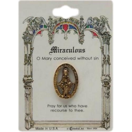 Miraculous Lapel Pin