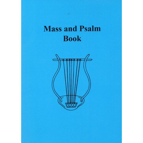 Mass and Psalm Book