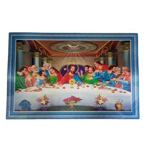 3D Print: Last Supper - 58cm x  39cm