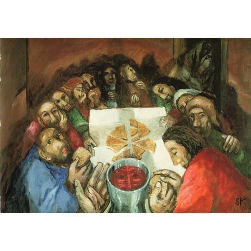 Prints: Last Supper A4