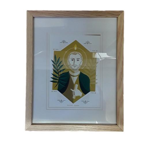 Framed Print: St. Jude