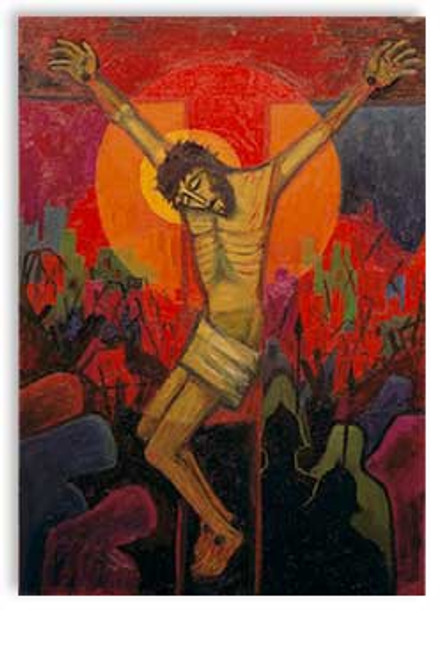 Stations of the Cross: A3 Poster - Individual