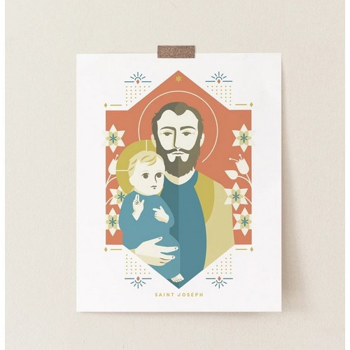 Print: St. Joseph