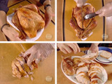 How to Carve a Turkey !