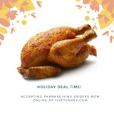Meet Your Holiday Turkey Solution - Jive Turkey will change how you prepare your holiday dinner.