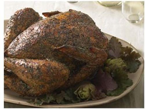 Jamaican Jerk Turkey