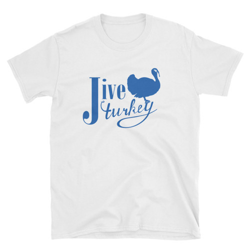 Jive Turkey Short-Sleeve Unisex T-Shirt