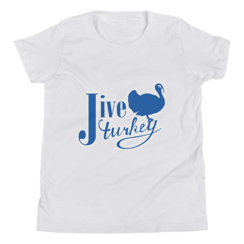 Youth Short Sleeve Jive Turkey T-Shirt