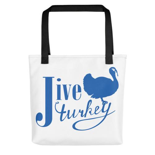 Jive Turkey Tote Bag