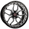 Win Lite - 17X10 Dodge Wide Body Single Beadlock - Rear Set