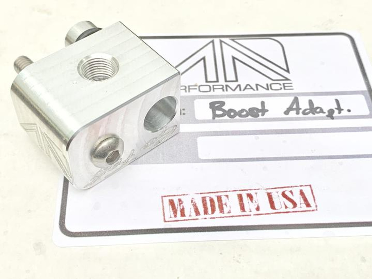 AAD Boost Reference Adapter