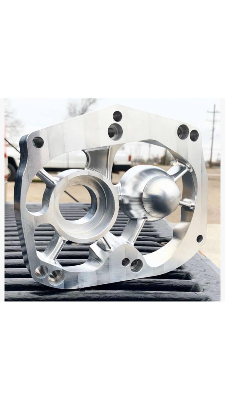 2.7L Billet Bearing Plate - REDEYE / DEMON