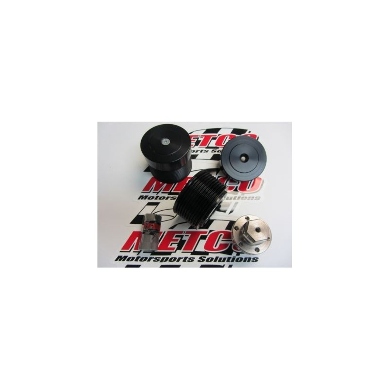 Hellcat 2.85 Upper Supercharger Pulley Kit