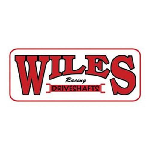 "Wiles 4"" One Piece Driveshaft"