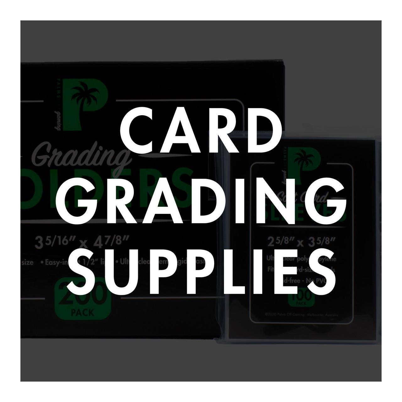 Card Grading Supplies