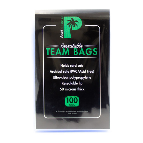 Team Bags by Palms Off Gaming