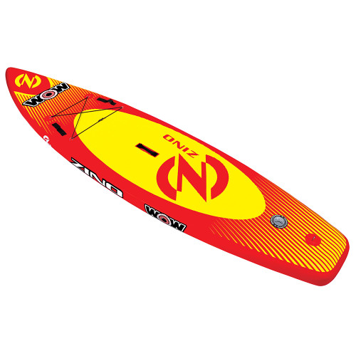 """WOW Watersports Zino 11"""" Inflatable Paddleboard Package [21-3020]"""