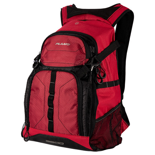 Plano E-Series 3600 Tackle Backpack - Red [PLABE631]