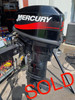 """2003 Mercury 25 HP 2 Cylinder Carbureted 2 Stroke 20"""" (L) Outboard Motor"""