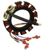 New CDI Mercury/Mariner 3/4 Cylinder, 9 Amp Stator [Replaces OEM# 398-858535A13]