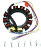 New CDI Mercury/Mariner 70-90 HP 2/3/4 Cylinder, 9 Amp Stator [Replaces OEM# 398-8778A10]