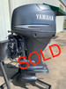 "2002 Yamaha 40 HP 3 Cylinder Carbureted 4 Stroke 20"" (L) Outboard Motor"