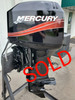 "1999 Mercury 50 HP 3 Cyl Carbureted 2 Stroke 20"" (L) Outboard Motor"