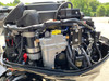 "2006 Mercury 25 HP 3-Cyl EFI 4-Stroke 15"" (Short) Outboard Tiller Motor"